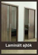 laminált cpl beltéri ajtó