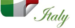 Italy beltéri ajtó logo