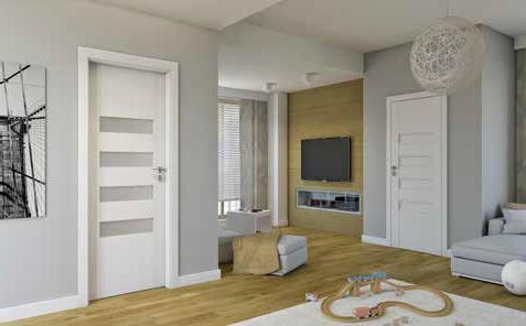 porta koncept beltéri ajtó